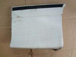 87 93 Mustang Factory Gt Ground Effect Rh Pass Side Rear Bumper Extension Oem