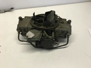 1968 Mustang 390 4v Holley 4150 Carburetor C8of D C6 Automatic