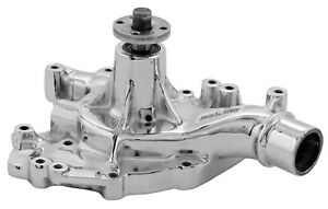 Tuff Stuff 70 77 Ford 429 460 Water Pump Chrome P N 1470na