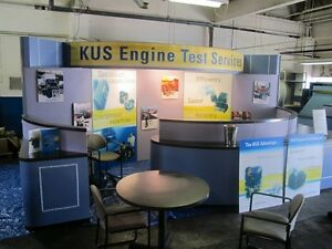 Trade Show Exhibition Booth Packaged In Crates Icon Exhibits Taking Offers Ks