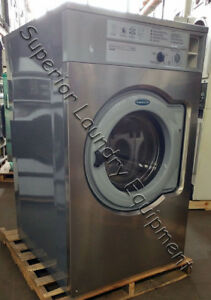 Wascomat W675 Washer extractor 75lb 220v 3ph Reconditioned
