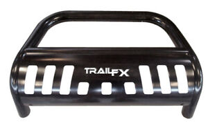 Tfx Bull Bar Skid Plate Front Bumper Brush Guard 03 17 Ford Explorer 04 18 F 150