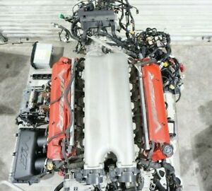 2008 2010 Dodge Viper 8 4l Turn Key Engine Motor Transmission Kit 17k 08 09 10