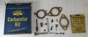 Ford 1948 1949 6 Cylinder Fingertip Carburetor Kit Fomoco Cp716 7ht 9510a 8ha