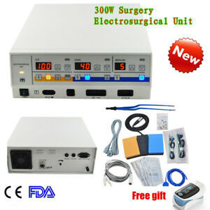 High Leep Electrosurgical Unit Diathermy Cautery Machine Monopole bipolar Sale