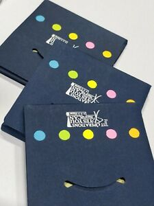 Pack Of 25 Fluorescent Colour Sheets Sticky Notes Memopad School Stationery