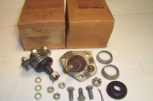 Nos Ford 1960 Falcon Upper Ball Joints