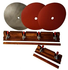 Planer Jointer Blade Sharpener 20 And 8 Combo Made In Usa W Free Shipping