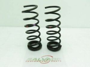 2007 2013 Mazdaspeed Mazda 3 Speed Rear Coil Springs Oem Pair W Spring Seat