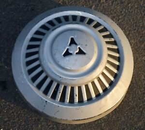 1970 1976 Era Dodge Truck Van 3 4 Ton 12 Stainless Painted Dogdish Hubcap A