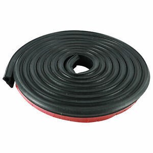 13ft Adhesive Weather Stripping Pickup Truck Bed Tailgate Seal Epdm Rubber Kit