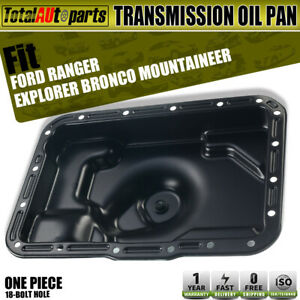 Transmission Oil Pan For Ford Bronco Ii Explorer Mercury Mountaineer F69z7a194ba