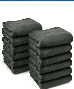 Moving Padding Blankets Monster Trucks Mt10135 Furniture Protection One Dozen