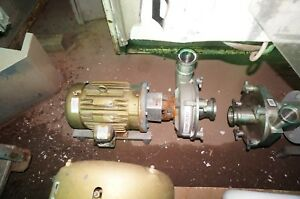Fristam Stainless Steel Pump Model Fpx354 1