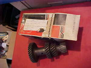 Nos Transmission Countershaft Cluster Gear 63 64 65 66 67 68 69 Dodge Plymouth
