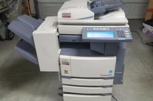 Toshiba E studio 203l Copier With Stapling Finisher