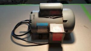 Rockwell k130 Electric 1 1 2 Hp 3450 Rpm Table Saw Motor 62 042 115 230v