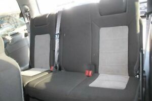 2006 06 Ford Expedition 3rd Row Rear Back Seat Bench Me Gray Cloth Fabric 563630