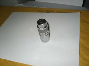 Snap On S9704ka 3 8 Drive 6 Point Sae 13 16 Shallow Spark Plug Socket Knurled