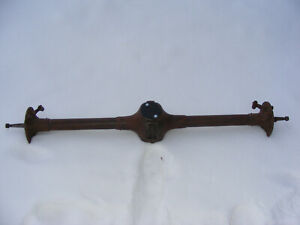 Ford Model T Rear End Axle Differential