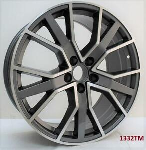 19 Wheels For Audi A8 A8l 2005 Up 5x112