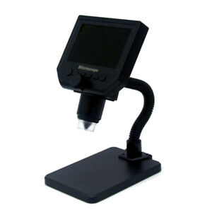 G600 Portable Digital Hd Lcd Microscope Magnification Continuous Magnifier M6p9b