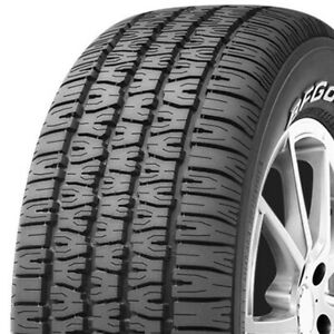 Bfgoodrich Radial T a P235 60r14 96s Rwl All season Tire