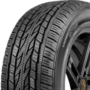 Continental Crosscontact Lx20 P235 70r16 106t Owl All Season Tire
