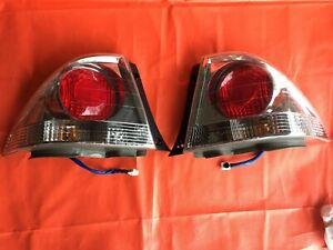 2001 2003 Lexus Is300 Oem Tail Lights Pear Right And Left Oem