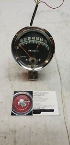 1960s Tachometer 3 8k 63003580 Ford Chevy Dodge 1961 1962 1963 1964 1965 1966