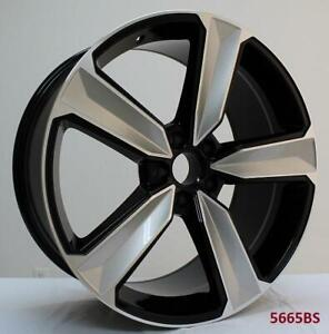 19 Wheels For Audi Tt 2008 Up 5x112