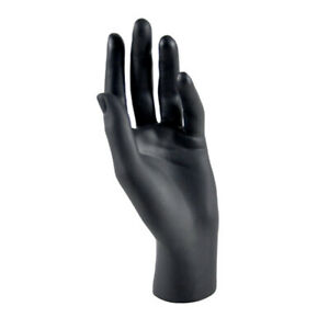 Mannequin Hand For Glove Necklace Stand Display 3 Colors To Choose Plastic