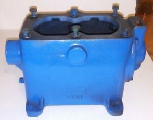 Rolair Air Compressor Crank Case Housing 062785 For 2 Stage Pump Models