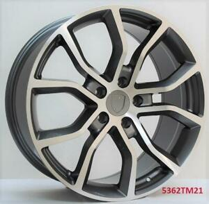 21 Wheels For Porsche Cayenne Turbo 2009 Up 21x9 5