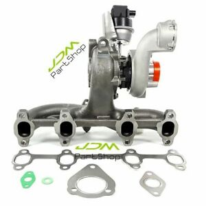 Kp39 Bv39 Turbocharger Volkswagen Beetle Golf Jetta 1 9l Bew 54399880024 Turbo