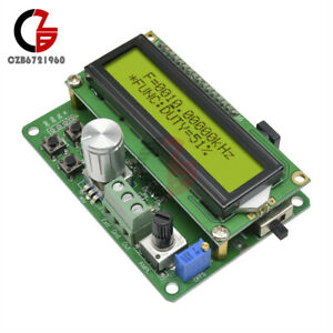 Fy3012 Function Signal Generator Module Sine triangle square Wave Ttl Output Dds