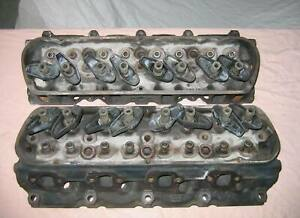 Bare Ford Engine 289 302 Small Block C5ae Cylinder Heads 1965 Motor See Upgrades