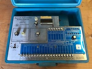 Cadillac Datsun Fuel Injection Analyzer J 25400 With Adapter Kit