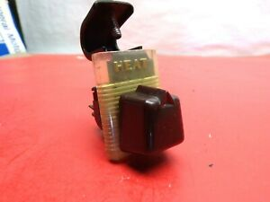 Under Dash Heater Blower Switch Vintage Mopar Gm Off on varible Hot Rod Rat Rod