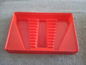 Snap On Tools Combination Wrench Set Storage Tray