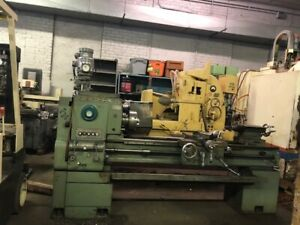 Tray Top Cincinnati Tray Top Lathe 15 X 54