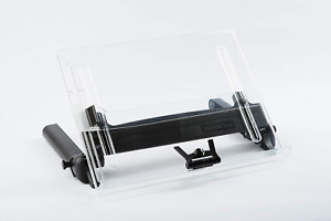 Vu Ryte Adjustable Document Copy Holder In line With Monitor 175 Sheet Holds