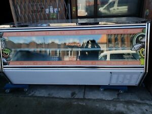 Leader 96 Model Cdl96 S c Commercial Glass Display Deli Case Refrigerated 1690
