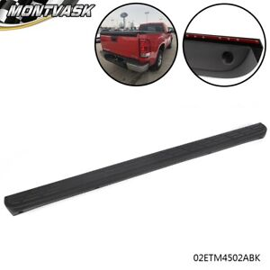 Tailgate Top Protector Spoiler Cap Cover For 2007 2013 Chevy Silverado Sierra