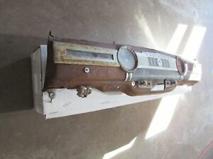 1946 47 48 Chevrolet Car Fleetmaster Dash Assembly Rat Rod