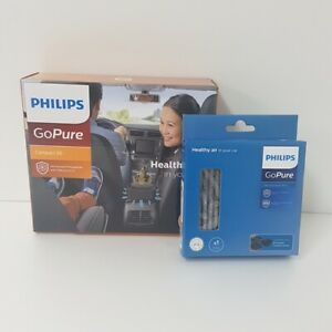 Last Philips Gopure Compact 50 Car Air Purifier Hepa Filter Replacement Gsf120