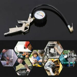Tyre Pressure Gauge Tire Pressure Gauge Tire Repair Tools For Car Motorcycle Nd