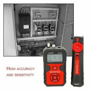 Nf 858 Cable Line Locator Wire Tracker Cable Tester Finder For Network Cable Nd
