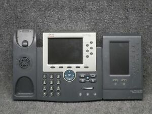 Cisco Ip Phone Models 7965 7916 Business Voip Phones tested Working