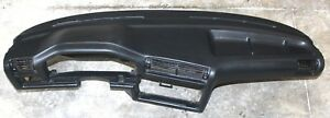 Bmw Oem E30 Black Dashboard Trim Cover Front Dash Panel M3 325 318 51451941532
